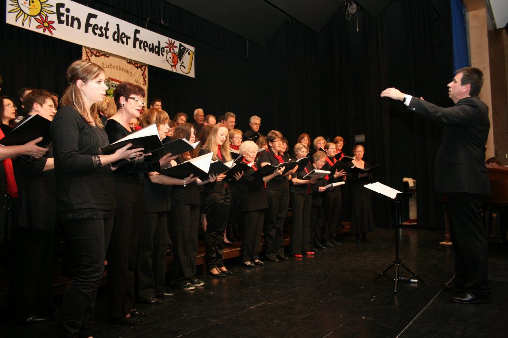 Konzert am 27. März 2010