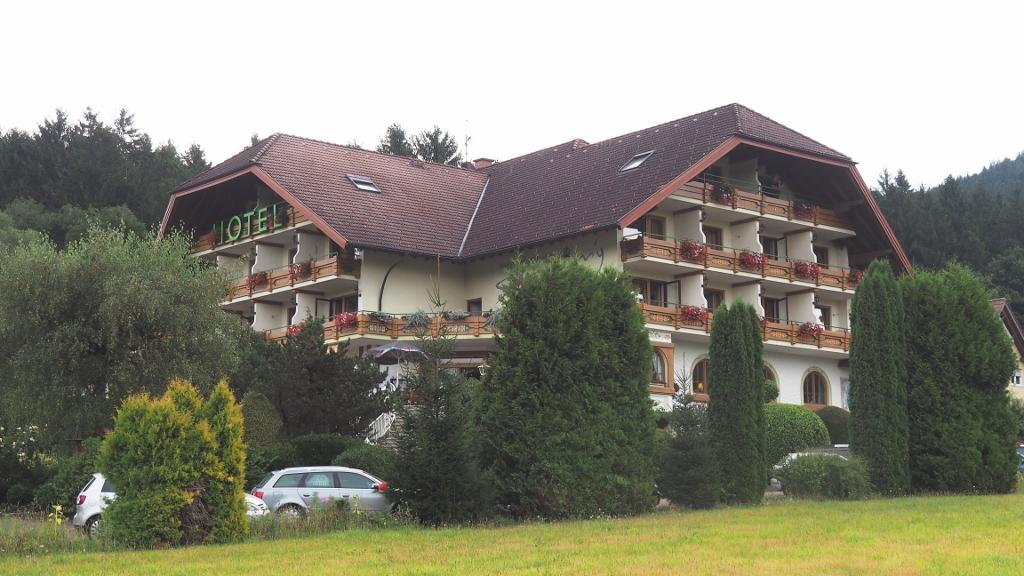 Liederkranzausflug 2016 Hotel Silberkönig