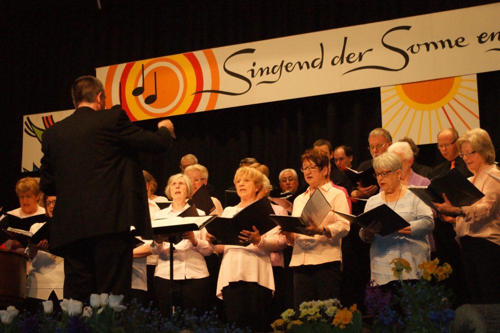 Konzert am 1. April 2017 - Liederkranz