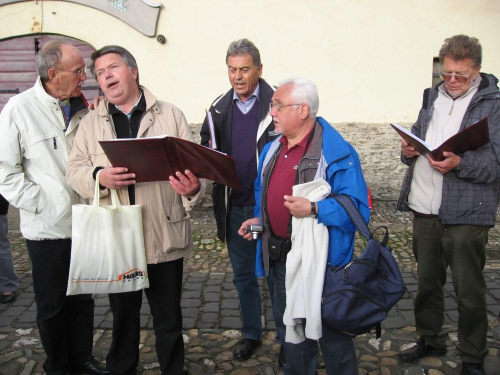 Ausflug Liederkranz 2010: Rhein - Koblenz - Braubach