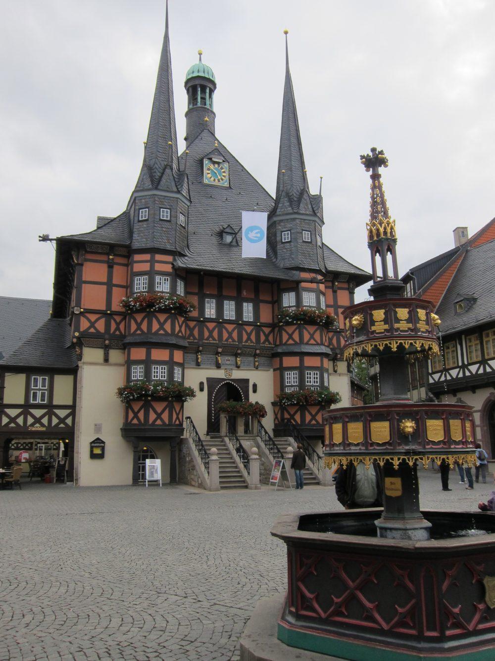 Ausflug Liederkranz 2012: Harz - Goslar - Brocken - Wernigerode - Quedlinburg