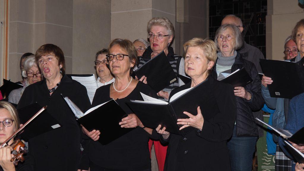 Kirchenkonzert am 4. November 2017 - Liederkranz