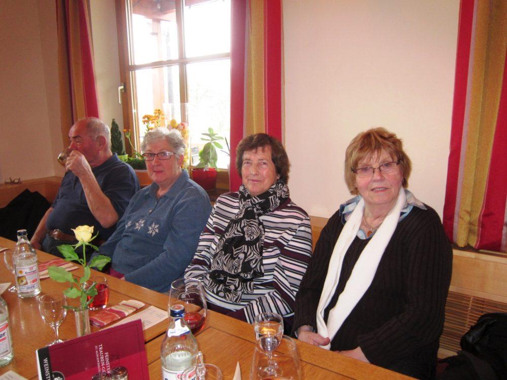 Besenwanderung 23. März 2013 Drauz Heilbronn