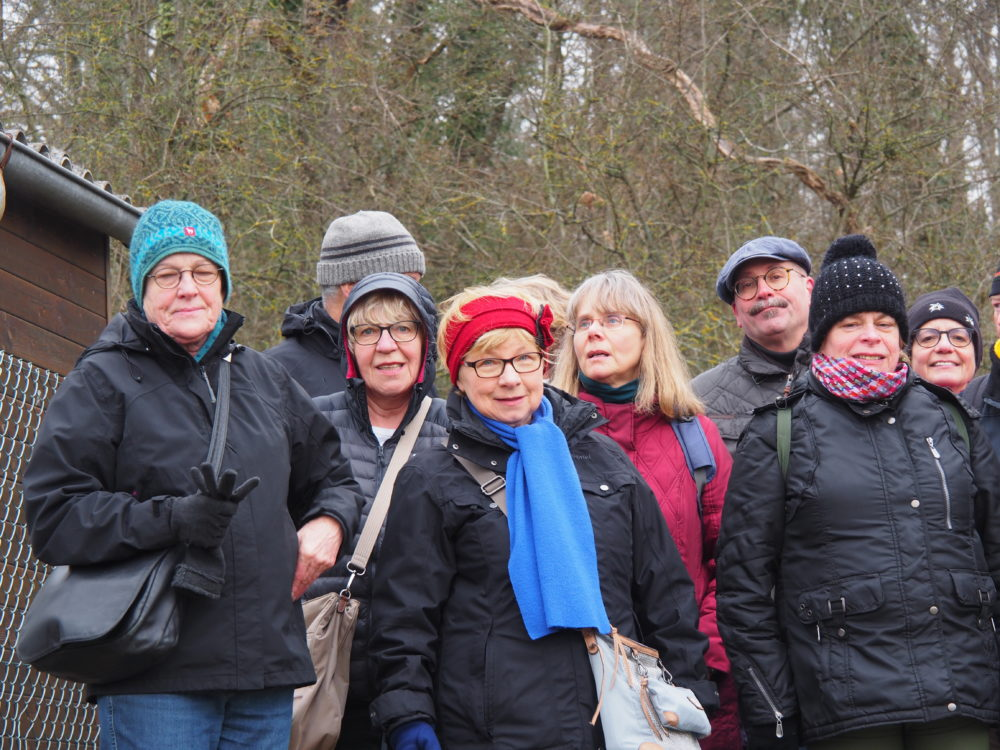 Besenwanderung 17. März 2018 Lobmüller Talheim