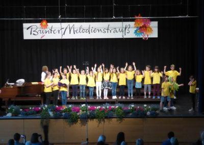 2018-04-14-Schulchor der Stettenfelsschule