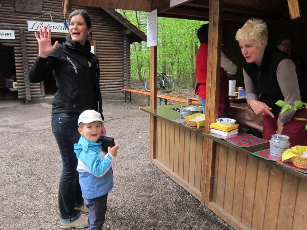 1.Mai Waldfest 2013