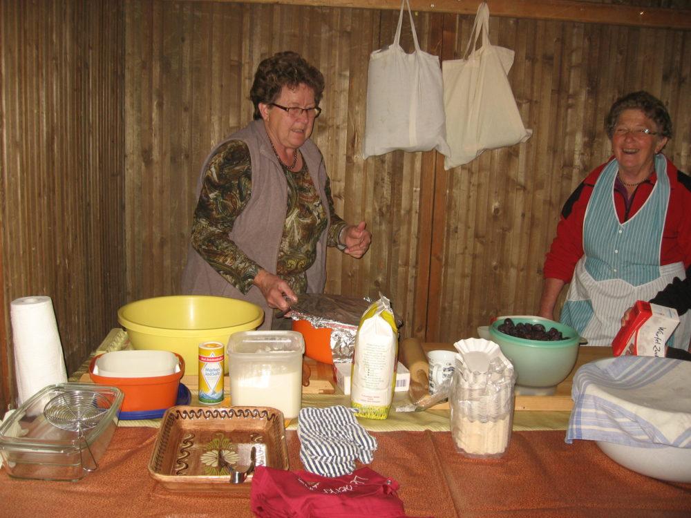 1.Mai-Waldfest bei der Lutz-Sigelhütte  2014