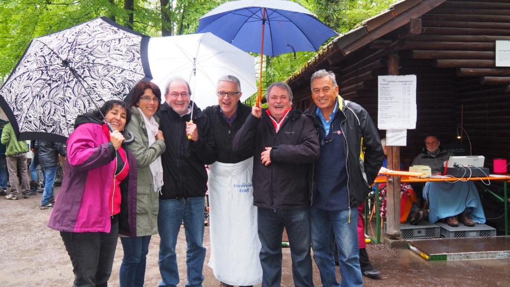 1.Mai Waldfest 2015