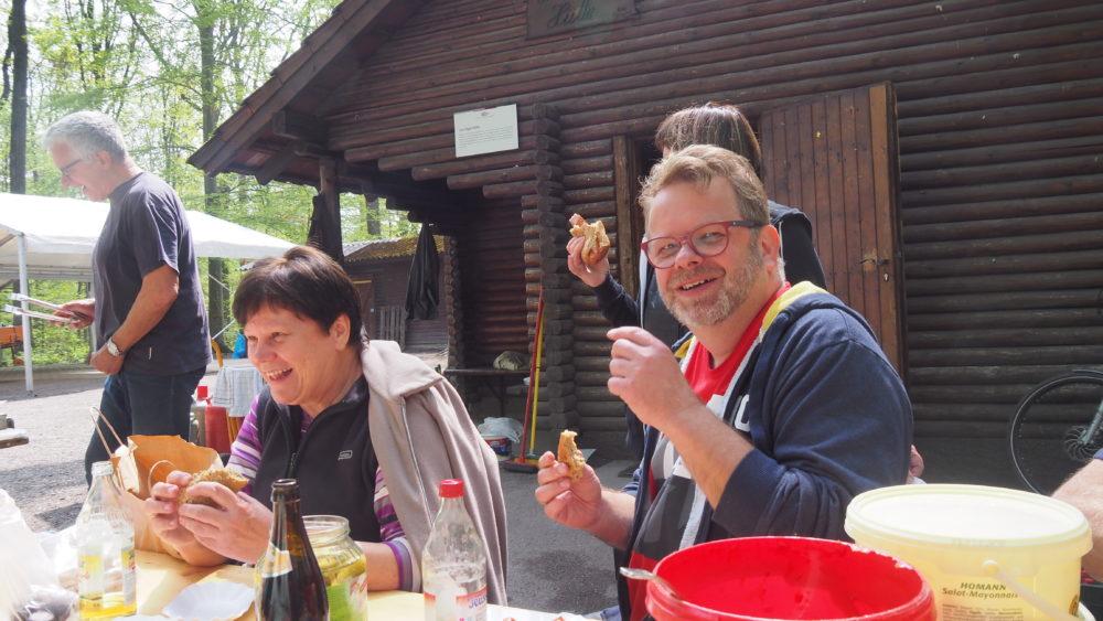1. Mai Waldfest 2019
